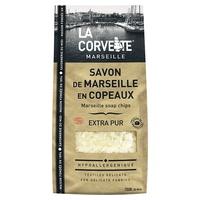 Sachet de Savon de Marseille en copeaux Olive