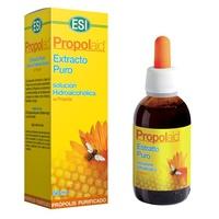 Extrait de propolis hydroalcoolique de propolis