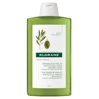 Shampoo Klorane com extrato essencial de azeitona