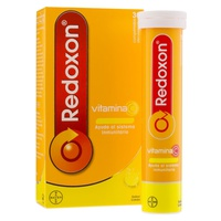 Redoxon (Sabor Limón)