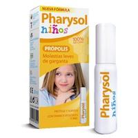 Pharysol Niños Própolis