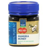 Miel de Manuka MGO 400+