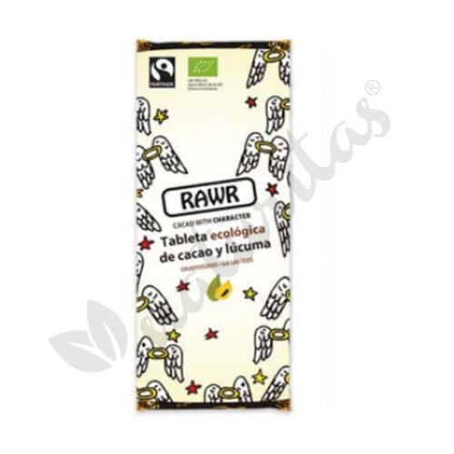 Chocolate Lúcuma-Cacao Rawr 1 unidad de Vitafood Raw