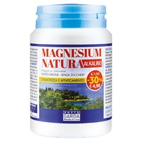 Naturaleza alcalina de magnesio