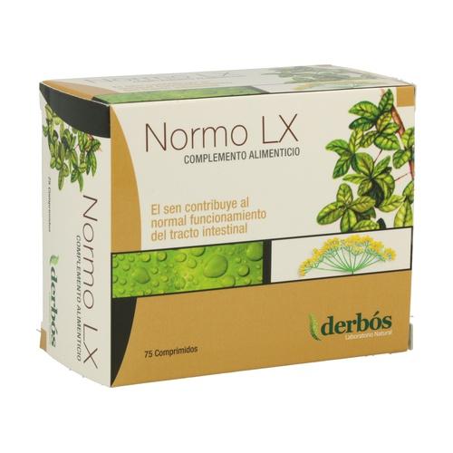 Normo Lx 75 comprimidos de Derbos