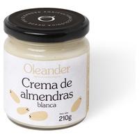 Crema de almendras blanca