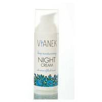 Crema de noche hidratación profunda