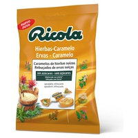 Ricola Swiss Herbs and Caramel Candies