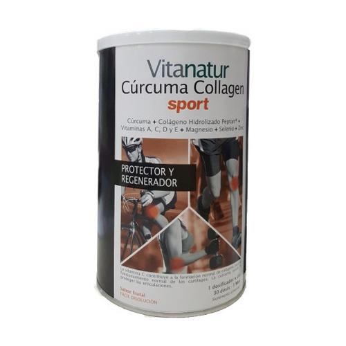 Vitanatur cúrcuma collagen