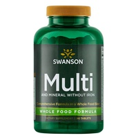 Aliments Entiers Ultra Multi et Minéral sans Fer