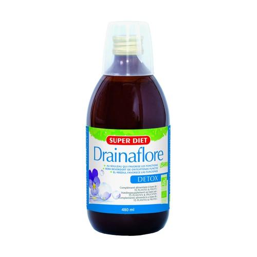 Drainaflore Drenaje Detox