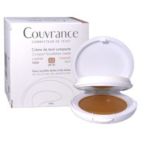 Couvrance compact cream color 03
