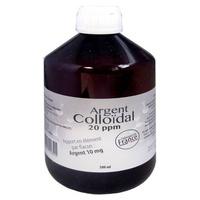 Colloidal Silver Flask