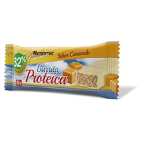 Barrita Proteica 32% (Sabor Caramelo)