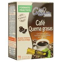 Sticks de Café Queima gorduras