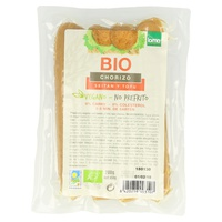 Chorizo Vegetal de Tofu y Seitán Bio Vegano