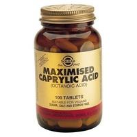 Acide caprique maximal