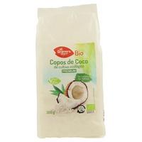 Organiczne płatki kokosowe
