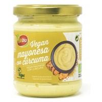 Mayonesa Vegana con cúrcuma