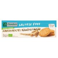 Galletas de avena sin lactosa Bio