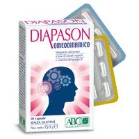 Diapasón homeodinámico