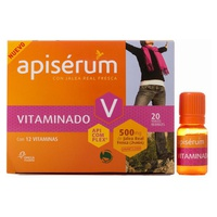 Apiserum vitaminado