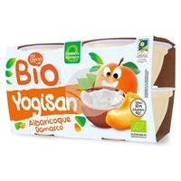Tarritos Yogisan Albaricoque y Yogur Bio Sin Gluten