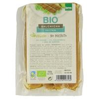 Salchicha de Seitán y Tofu Bio