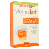 Memoflash Memoria 20 ampollas de 15 ml de Super Diet