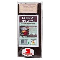 Chocolat noir O'Xylitol