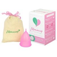 Copa Menstrual Talla L (Rosa)