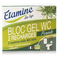 Recarga gel desinfectante inodoro en bloque
