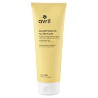 Shampooing nutrition - cheveux secs et abîmés -certifié bio