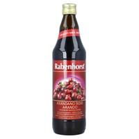 Amerikanischer Cranberry-Saft