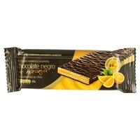 Barrita de Chocolate Negro y Naranja