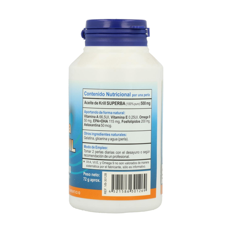 propiedades del lubrificante de krill nko