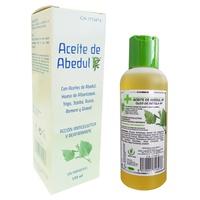 Aceite de Abedul