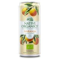 Native Organics Refrescos Isotónico Bio Naranja sin gas
