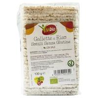 Gallette riso sottili senza glutine