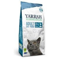 Fish cat food