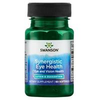 Saúde ocular sinérgica Luteína e zeaxantina