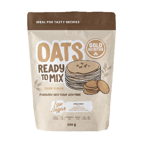 Oats Ready to Mix Cookies