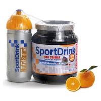 Sportdrink Con Cafeína Sabor Naranja