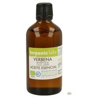 Organic Exotic Verbena Essential Oil