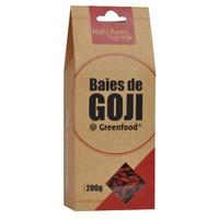 Baies de Goji