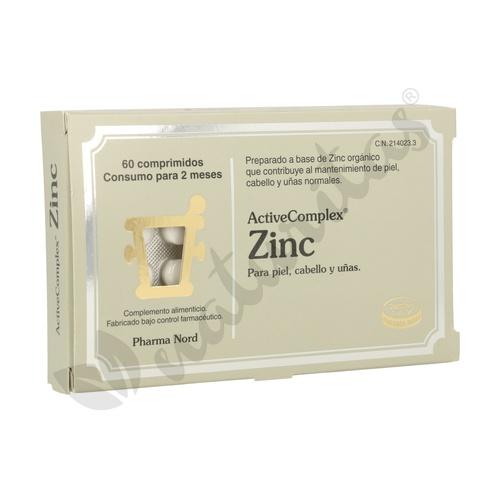 Activecomplex Zinc 60 comprimidos de Pharma Nord