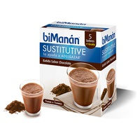Meal Replacement Chocolate Smoothie