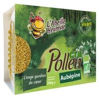 Pollen Cru de Aubépine Bio