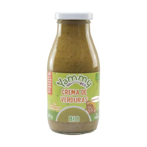 Crema de Verduras 4m+