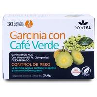 Garcinia con Café Verde